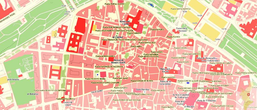 Valencia Carmen district