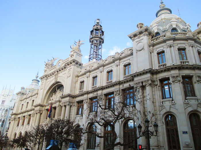 valencia sightseeing