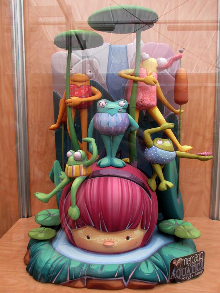 children ninot exhibition 2015