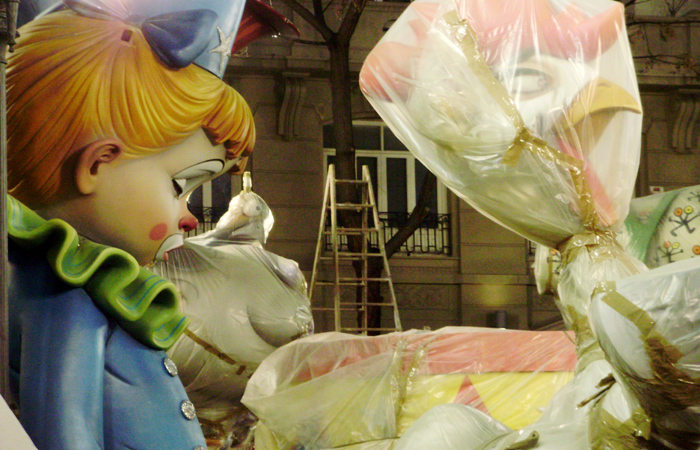 fallas guided tours