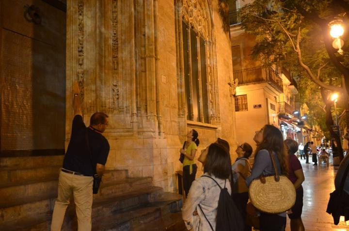 valencia guided tours