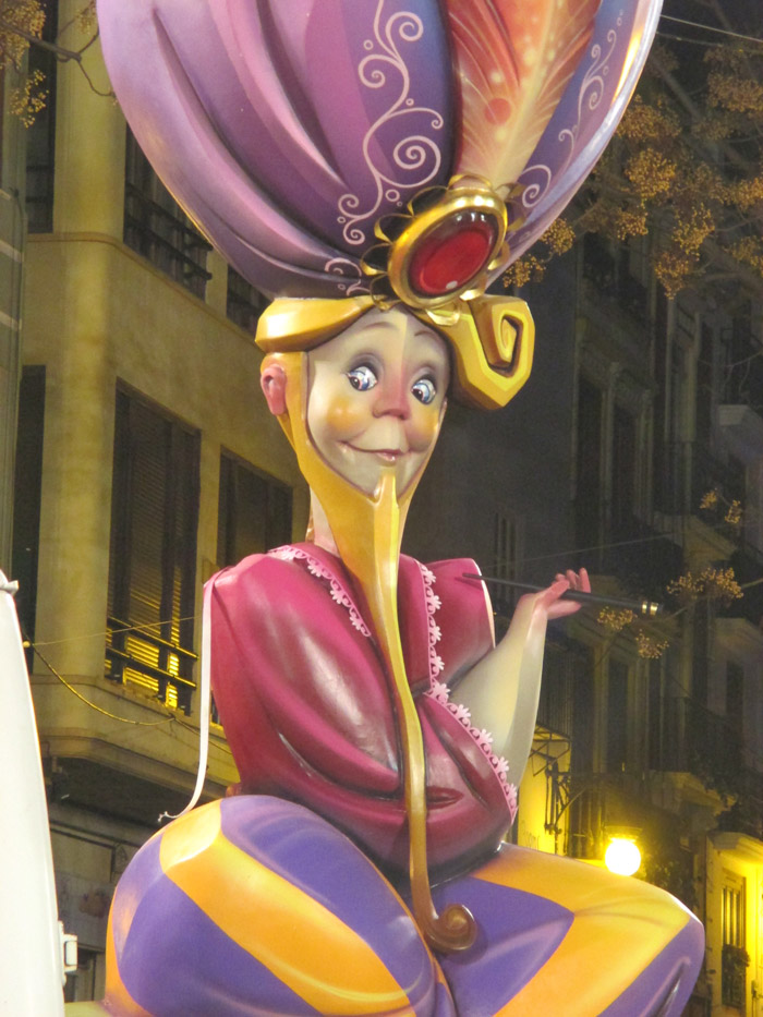 valencia fallas sightseeing