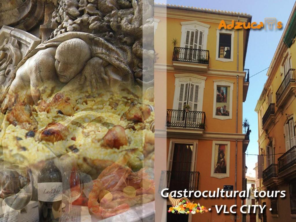 Gastrocultural tours valencia