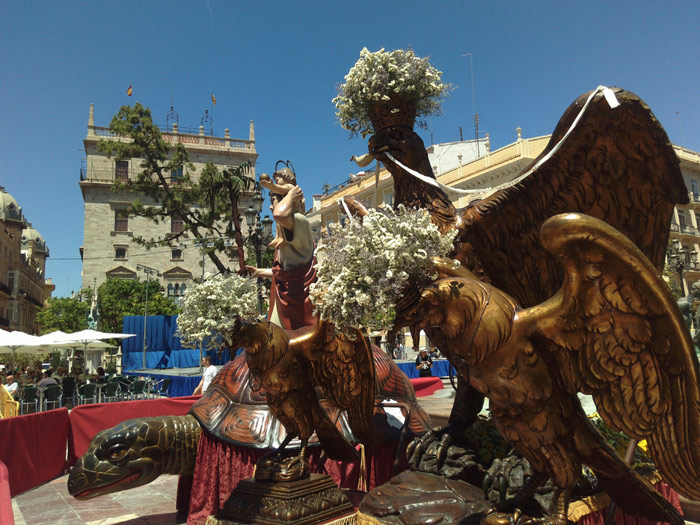 valencian festivity of corpus