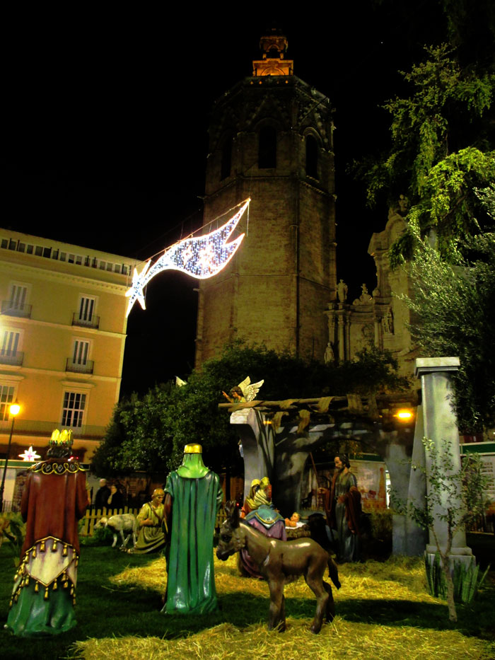 valencia guided tours christmas