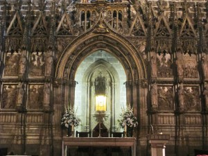 valencia saint chalice guided tours