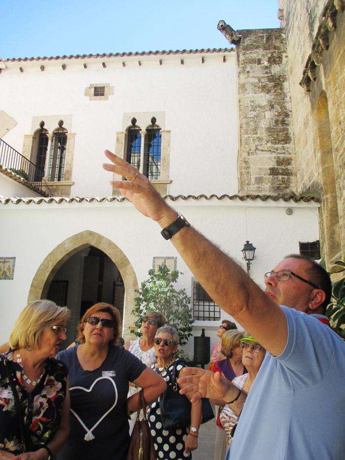 valencia guided tours nou octubre