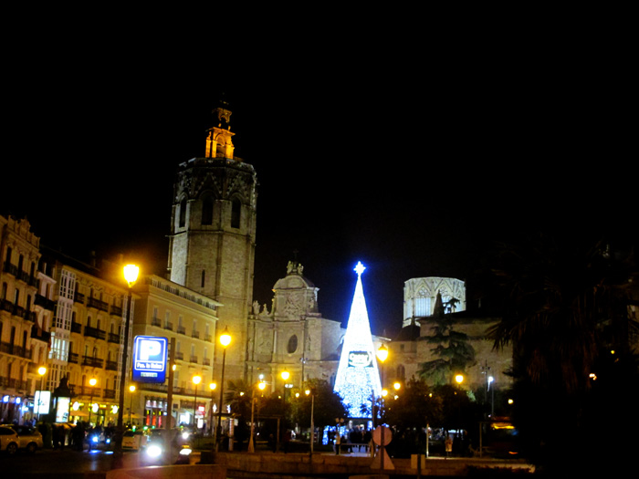 christmas valencia tours