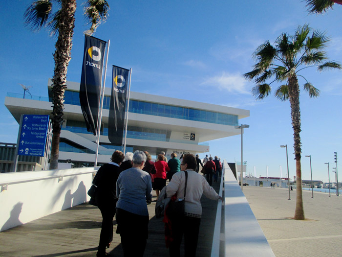 valencia guided tours port and shipyards