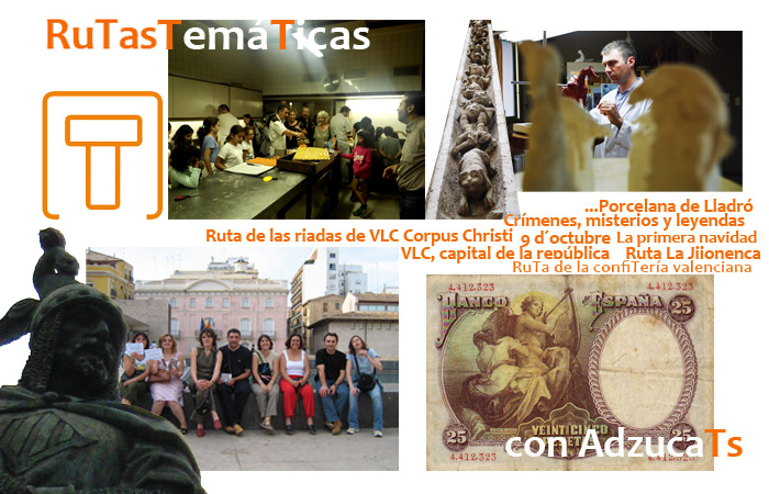 valencia themed tours guided tours adzucats